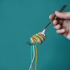 Artist Uses Everyday Objects To Create Powerful Arrangements In An Ode To Turquoise