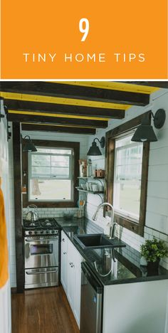 If you're thinking of going tiny, you've got to check out these 9 tiny home tips from BEHR. From savvy storage and organization solutions to finding the right paint palette to accommodate a small space, you'll be living large in your tiny home!