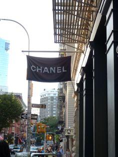 CHANEL, SOHO