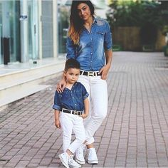 Mom and son outfits, family outfits, outfits niños, mommy and son, mom daug Mom And Son Outfits, Outfits Niños, Family Outfits, Baby Boy Outfits, Baby Boy Fashion, Toddler Fashion, Fashion Kids, Fashion Art, Mommy And Son