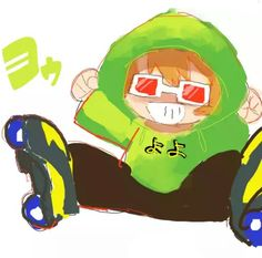 Z Toon, Jet Set Radio, Crazy Kids, Weird, Funny Pictures, Core, Characters, Drawing, Stuff Stuff