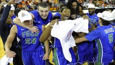 A stunning win for Florida Gulf Coast Over Georgetown