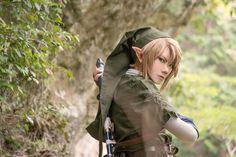 Link Cosplay, Epic Cosplay, Amazing Cosplay, Cosplay Ideas, Cool Costumes, Cosplay Costumes, Zelda Dress, Film Manga, Final Fantasy