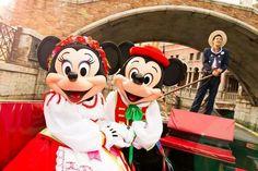 Happy birthday!  M&M<3 Disney Parks, Disney Pixar, Walt Disney, Mickey And Minnie Love, Mickey Minnie Mouse, Disney Word, Disney Mickey Mouse, Disney Characters Costumes, Disney World Pictures