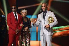 Kemba Walker encarna el Premio a la Deportividad en la alfombra roja de los Premios NBA