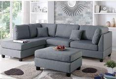 F7606 Sectional Sofa Set