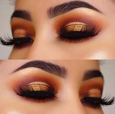 43 Sexy Sunset 😊 Eyes Makeup Idea For Prom And Wedding 💕 - Sunset Eye Makeup 20 💖 𝙄𝙛 𝙔𝙤𝙪 𝙇𝙞𝙠𝙚, 𝙅𝙪𝙨𝙩 𝙁𝙤𝙡𝙡𝙤𝙬 𝙐𝙨 💖 ! 💕 💕 💕 💕 💕 💕 💕 💕 💕 Hope you love these! Korean Makeup Look, Korean Makeup Tips, Korean Makeup Tutorials, Eye Makeup Tips, Makeup Ideas, Makeup Inspo, Smoky Eye Makeup, Simple Eye Makeup, Makeup Eyeshadow