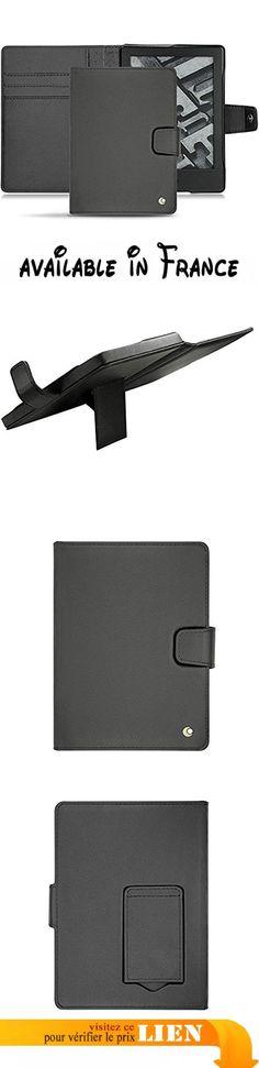 Coque cuir Amazon Kindle (2016) - Perpétuelle - Noir.  #CE #CONSUMER_ELECTRONICS