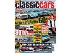 Classic Cars Heft 4/2012: Meilensteine der 60er: Ford 12MTS, VW Käfer, Opel Kadett, Renault 8. Paul McCartney wird 70 - Wir zeigen seine Autos! Und: eine ganz besondere Ü30-Party... #classiccars