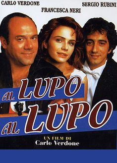 AL LUPO AL LUPO, a comedy filmed in 1992, was directed by Carlo Verdone and was about three brothers searching for their father, a famous sculptor. Scenes filmed in Carrara.