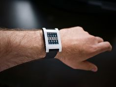 Pebble magnetic watch strap options - Album on Imgur