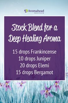 Here's a diffuser recipe that you can use in your massage room or yoga studio to promote this quality. Make the blend in a 5 ml stock bottle. I also made a video using this blend: https://youtu.be/yZPVsLvd298