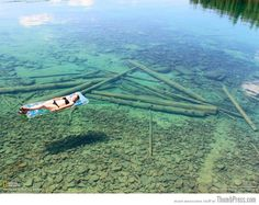 Flathead Lake in Montana