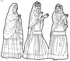 folk dances of india coloring pages giddha coloring page folk dances of india coloring