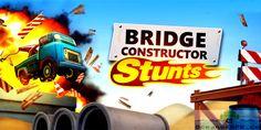 Bridge Constructor Stunts APK Download Free Ocean Of Apk
