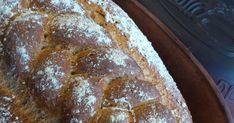 1 stort og flott grovbrød. Brødet blir knallgodt med sprø skorpe og flott farge, litt mørkt. Bærre lækkert...Veldig gøy å bake brød på de...
