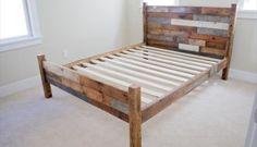 Wood Pallet Furniture Ideas, Plans, DIY Pallet Projects - 101 Pallets - Part 6