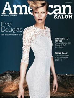 See #KeratinComplex in the February edition of American Salon!