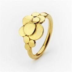 Multicoin ring forgyldt - Fingerringe - Smykker - Katalog | Corfixen