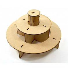 Exhibidor soporte base circular para cupcakes mesa de - Bases para cupcakes ...