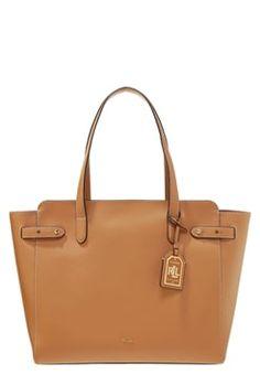 Lauren Ralph Lauren PARKER - Tote bag - tan £195.00 #TopSale #fashionclothing #VintageClothing