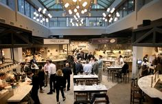 Boston, MA - 11/29/16 - Eataly food court and grocery store in the Prudential Center. (Lane Turner/Globe Staff) Reporter: (Duggan Arnett) Topic: (live_eataly_photos)