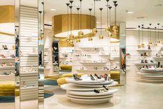 Project: Harvey Nichols Shoe Boutique