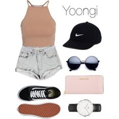 Korean Fashion Trends you can Steal – Designer Fashion Tips Kpop Fashion Outfits, Swag Outfits, Korean Outfits, Girl Outfits, Teenager Outfits, Outfits For Teens, Trendy Outfits, Summer Outfits, Hipster School Outfits