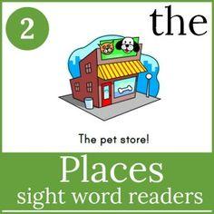 Free Emergent Readers