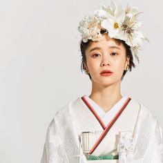 Wedding Coordinator, Wedding Events, Japanese Photography, Japanese Wedding, Japanese Hairstyle, Japanese Kimono, Asian Style, Headdress, Bridal Hair