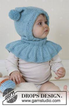 Funny Jester / DROPS Baby 14-28 - Ilmaiset neuleohje DROPS Designilta
