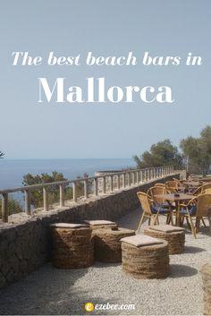 The best #beachbars in #Mallorca
