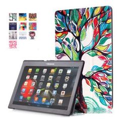 """Folio Stand PU leather Case Tab2 A10-30 Leather cover case funda for lenovo tab 2 X30F a10-30 10.1"""" tablet"""