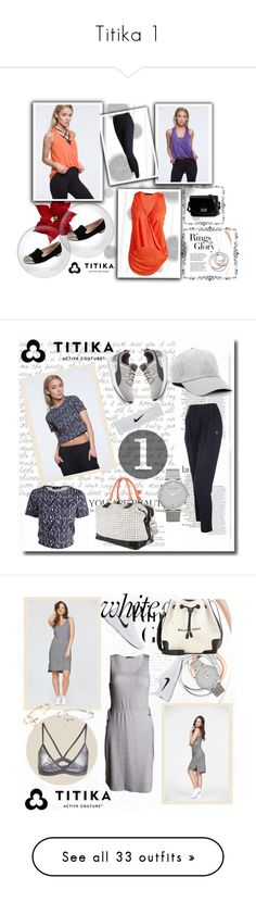 """Titika 1"" by nedim-848 ❤ liked on Polyvore featuring Komar, Puma, Diane Von Furstenberg, Larsson & Jennings, NIKE, Tiffany & Co., Balenciaga, Titika, Rebecca Minkoff and Forever 21"
