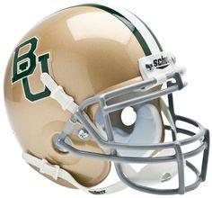 Baylor Bears Schutt XP Mini NCAA HelmetMore Pins Like This At FOSTERGINGER @ Pinterest ㊙️