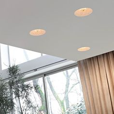 Skygarden Recessed: Discover the Flos wall and ceiling lamp model Skygarden Recessed