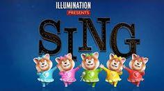Resultado de imagen para sing movie red panda