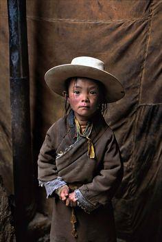 Steve McCurry | Mírame y sé color
