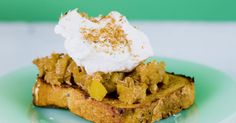 This Tropical Toast Just Might Be Your New Go-to Breakfast on Weekends