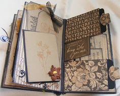 Creative Cafe': Reflections Paper Bag Album