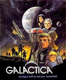 The Art of Ralph McQuarrie: Battlestar Galactica