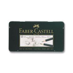 Faber Castell 9000 (8B-2H) Art Kurşun Kalem Seti 119065 Fiyatı