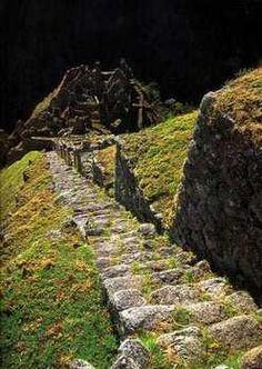 To conquer my fears!    Inca Trail, Machu Picchu, #Peru