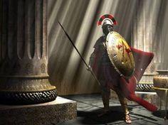 """ΤΑΝ Η ΕΠΙ ΤΑΣ """"Come  with your shield or dead upon"""""""