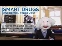Smart drugs for British students? with Professor Hammerstein. - YouTube