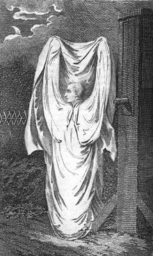 From Wikipedia, the free encyclopedia (Redirected from Hammersmith Ghost)   Engraving of the Hammersmith Ghost in Kirby's Wonderful and Sc...