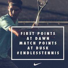 Endless Tennis