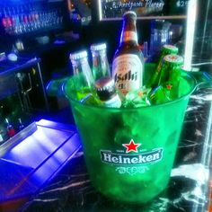 BEER BUCKET PROMO AVAILABLE IN P&C NOW!  Enjoy 5+1 beers @ $55.00++ in an ice cold bucket.   You are able to Mix and Match your preferred choices of:  Heineken, Asahi, Corona, and Hoegaarden.   Head on down to Paprika & Cumin Wine.Bar.Bistro for our Happy Hour Promo, Beer Bucket Promo as well as Cocktail Of The Day Promo!  With P&C's wonderful promos,  What are you waiting for? :)  We're located at:  30 Victoria Street, #01-15/16, Chijmes, Singapore 187996.  Contact us at: +65 9337 5869…