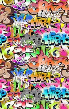Graffitiletters