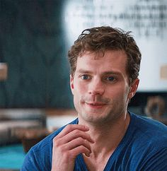 Fifty Shades Of Grey movie Jamie Dornan